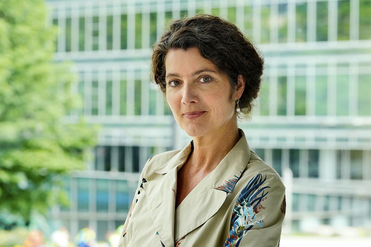 Pressematerial - Portrait Michaela Ehinger